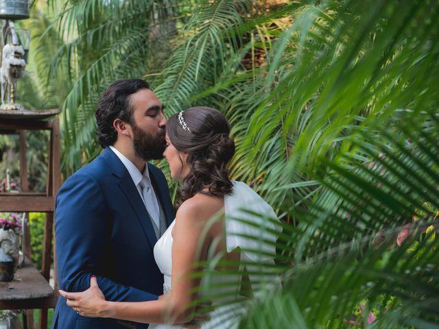 La boda de Sergio y Alejandra en Jiutepec, Morelos 32