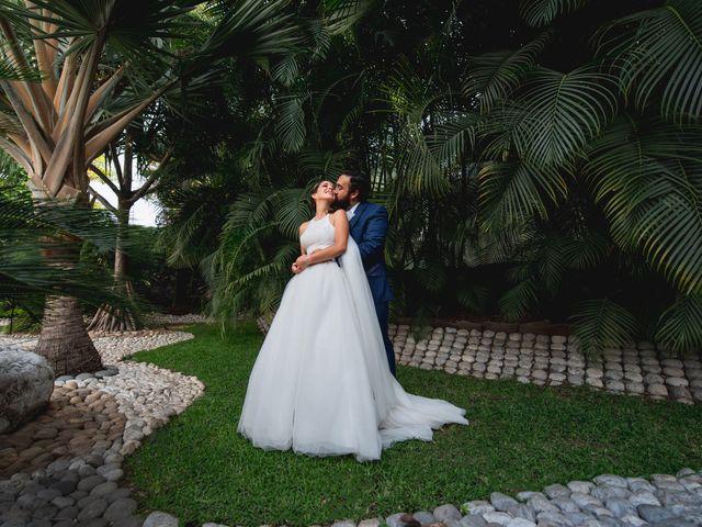 La boda de Sergio y Alejandra en Jiutepec, Morelos 2