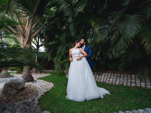 La boda de Sergio y Alejandra en Jiutepec, Morelos 33