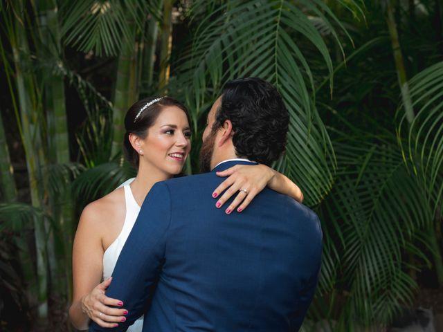 La boda de Sergio y Alejandra en Jiutepec, Morelos 34