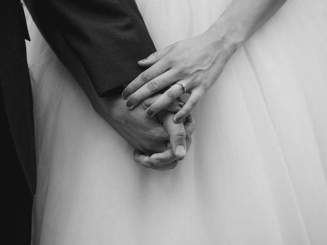 La boda de Sergio y Alejandra en Jiutepec, Morelos 35