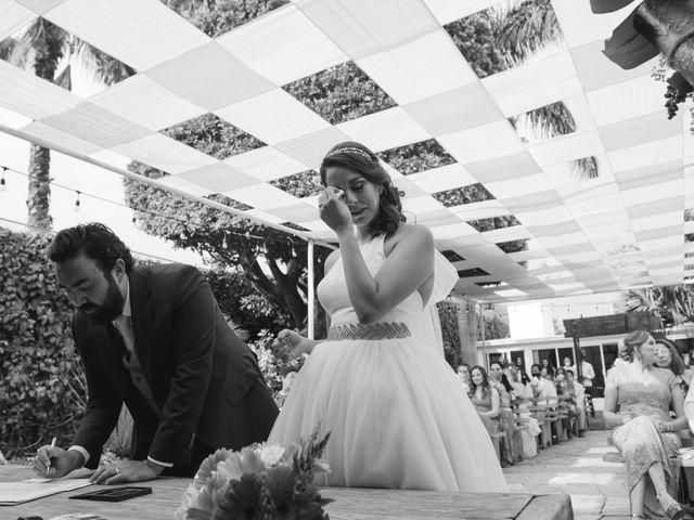 La boda de Sergio y Alejandra en Jiutepec, Morelos 38