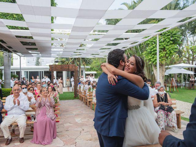 La boda de Sergio y Alejandra en Jiutepec, Morelos 40