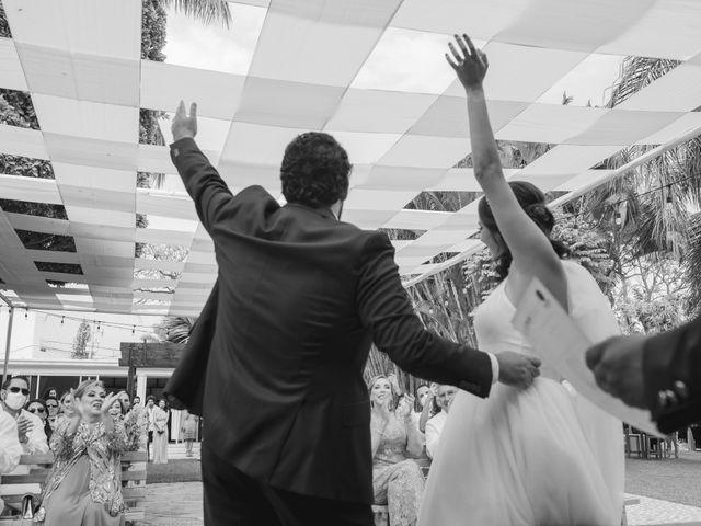 La boda de Sergio y Alejandra en Jiutepec, Morelos 41