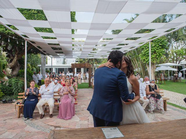 La boda de Sergio y Alejandra en Jiutepec, Morelos 42