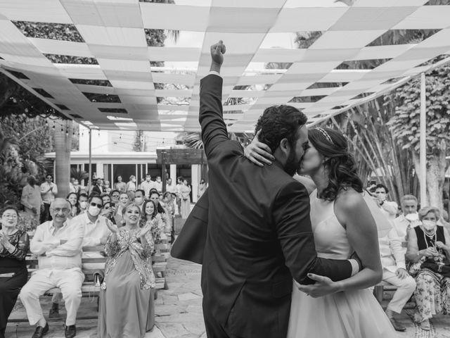 La boda de Sergio y Alejandra en Jiutepec, Morelos 43