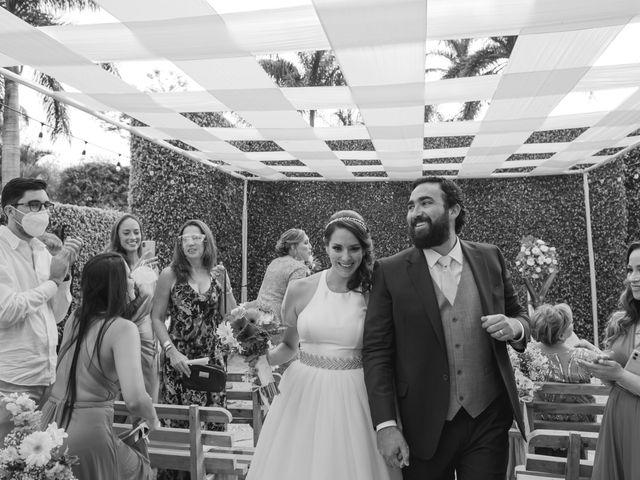 La boda de Sergio y Alejandra en Jiutepec, Morelos 44