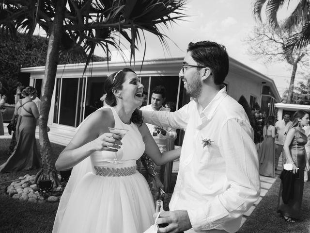La boda de Sergio y Alejandra en Jiutepec, Morelos 45