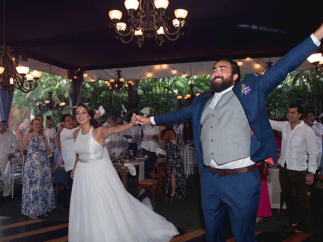 La boda de Sergio y Alejandra en Jiutepec, Morelos 49