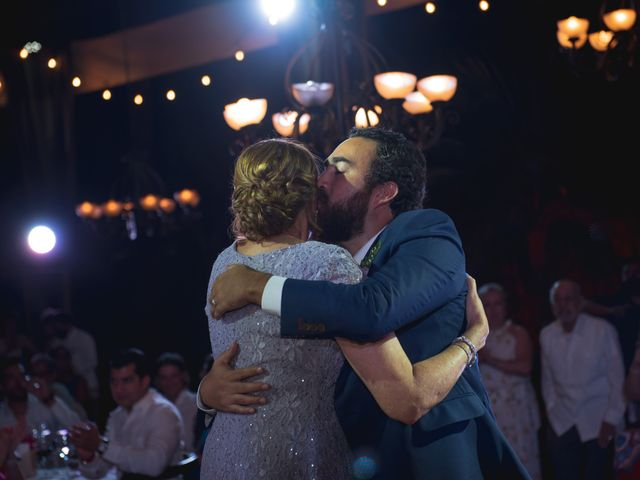 La boda de Sergio y Alejandra en Jiutepec, Morelos 54