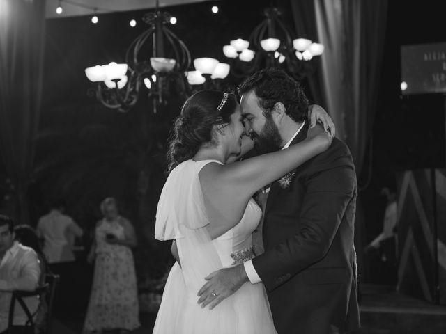 La boda de Sergio y Alejandra en Jiutepec, Morelos 55
