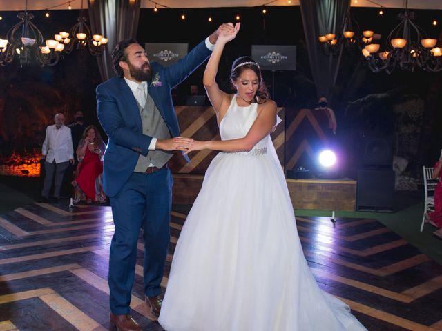 La boda de Sergio y Alejandra en Jiutepec, Morelos 56
