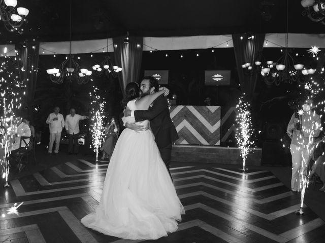 La boda de Sergio y Alejandra en Jiutepec, Morelos 57