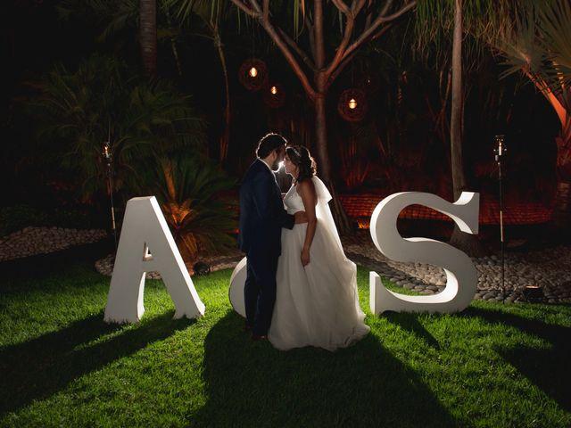 La boda de Sergio y Alejandra en Jiutepec, Morelos 59