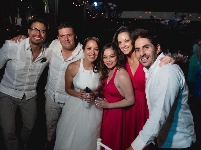 La boda de Sergio y Alejandra en Jiutepec, Morelos 61