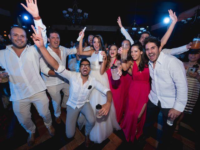 La boda de Sergio y Alejandra en Jiutepec, Morelos 62