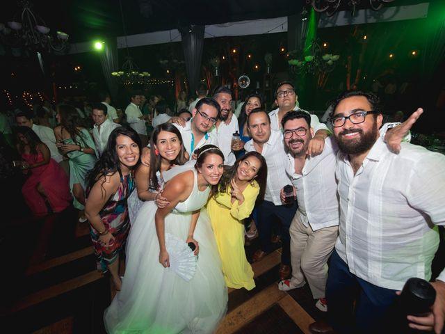 La boda de Sergio y Alejandra en Jiutepec, Morelos 63