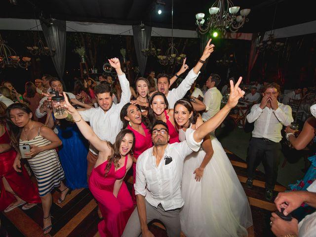 La boda de Sergio y Alejandra en Jiutepec, Morelos 64