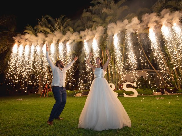 La boda de Sergio y Alejandra en Jiutepec, Morelos 66