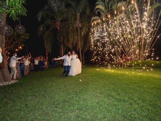 La boda de Sergio y Alejandra en Jiutepec, Morelos 68
