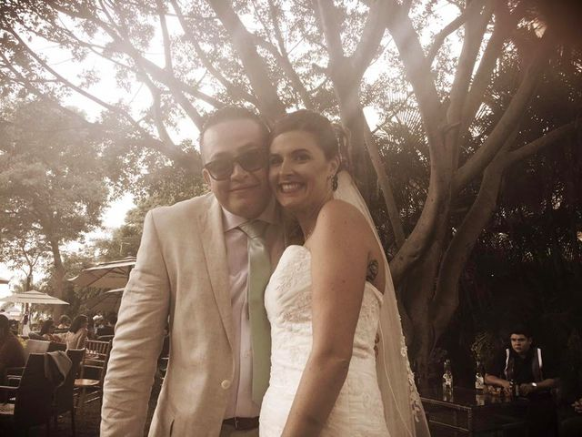 La boda de Kristen  y Luis Carlos