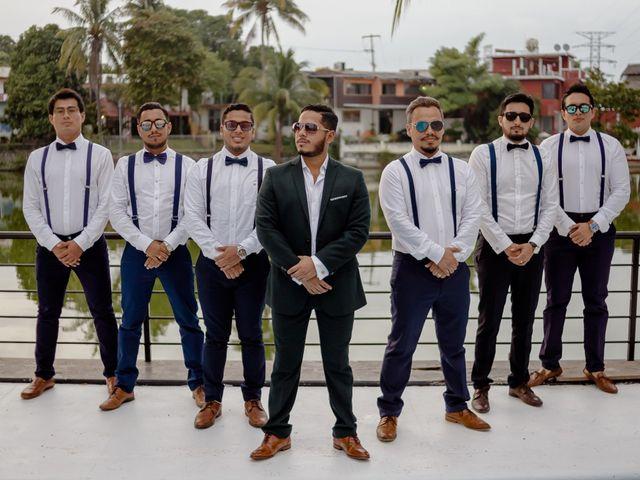 La boda de Javier y Karen en Villahermosa, Tabasco 13