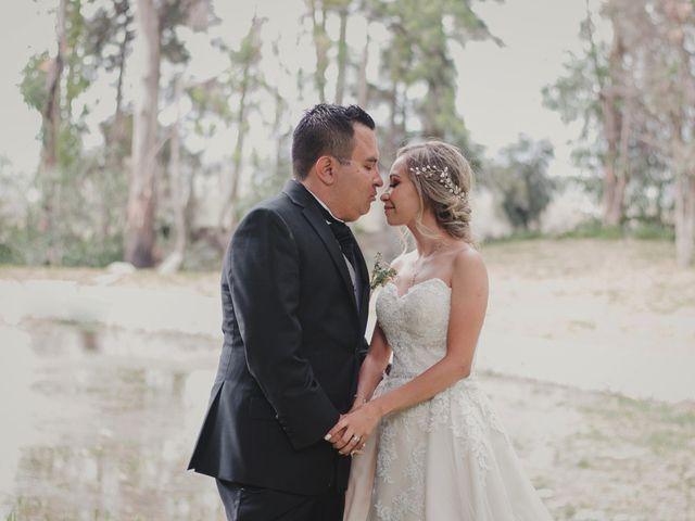 La boda de Mayniri y Adrian