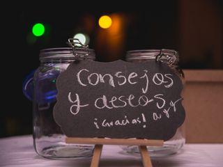 La boda de Andrea y Yased 2