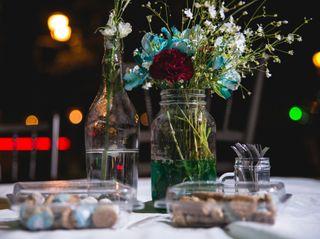 La boda de Andrea y Yased 3