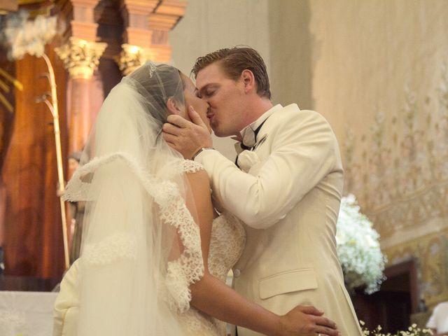 La boda de Jalene y Phillipe