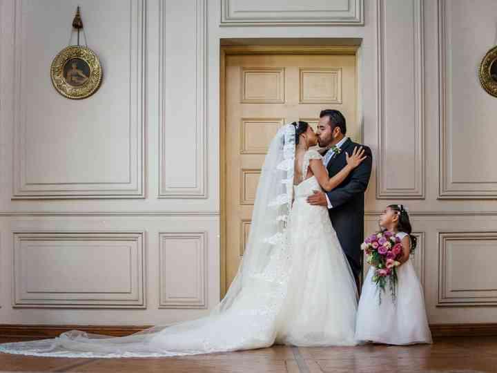 La boda de Mayra y Ángel