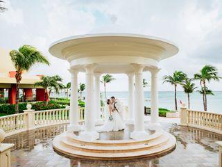 La boda de Lina Anahi  y Juan Antonio 1