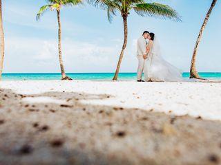 La boda de Lina Anahi  y Juan Antonio