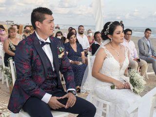 La boda de Alejandra y Erik 2