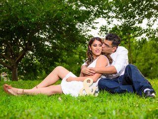 La boda de Sarahí y Erick 1