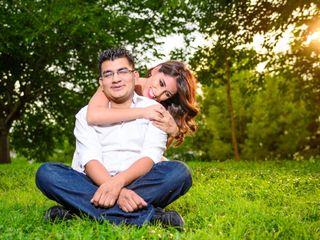La boda de Sarahí y Erick 3