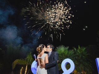La boda de Sarahí y Erick