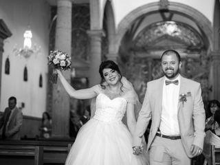 La boda de Isela y José María 3