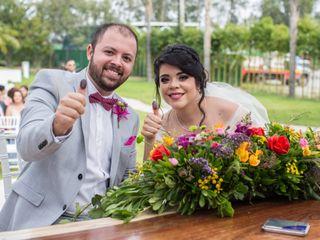 La boda de Isela y José María