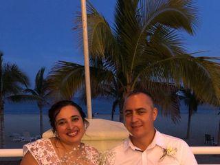 La boda de Ana Karina y Jesús 1