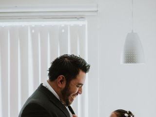 La boda de Mayra y Ángel 3