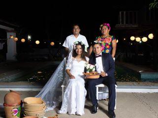 La boda de Cesar  y Yesenia