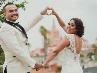 La boda de Stephany y Julio Cesar