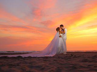 La boda de Alejandra y Sadot