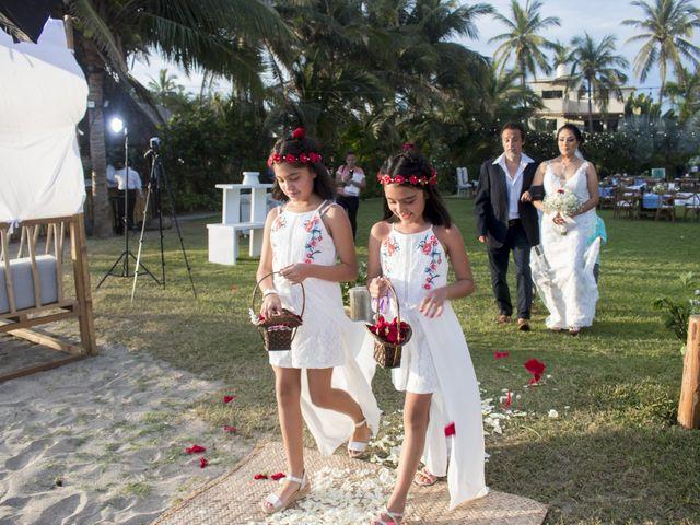 La boda de Erik y Alejandra en Acapulco, Guerrero 2