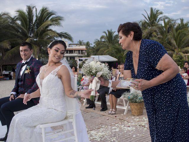 La boda de Erik y Alejandra en Acapulco, Guerrero 4