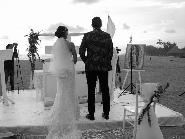 La boda de Erik y Alejandra en Acapulco, Guerrero 5