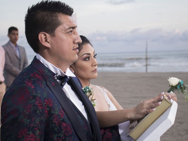 La boda de Erik y Alejandra en Acapulco, Guerrero 9
