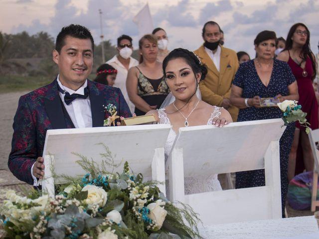 La boda de Erik y Alejandra en Acapulco, Guerrero 10