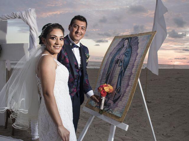 La boda de Alejandra y Erik